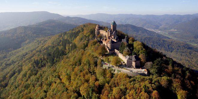 Alsace Upper Rhine Valley France Europe