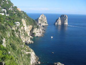 Amalfi Coast Italy Europe Capri Coastal Hike