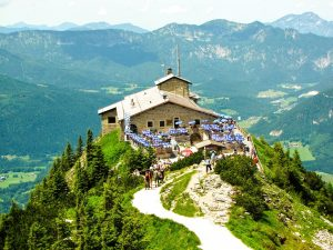 Kehlsteinhaus Berchtesgaden National Park Germany Europe