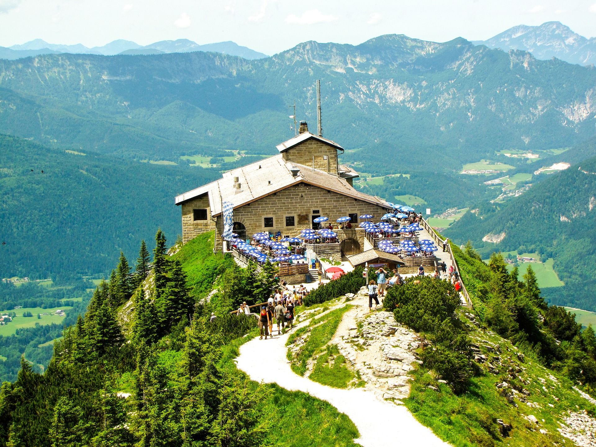 berchtesgadener land camping