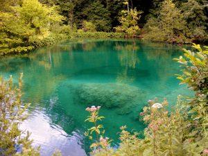 Plitvice Lakes National Park Croatia Europe