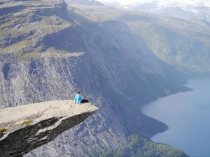 Trolltunga Preikestolen Norway Europe