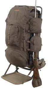 ALPS OutdoorZ Commander External Frame Backpack - hunting pockets